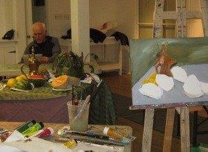 Open Studio for Members