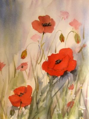 Jean Roberts, Poppies