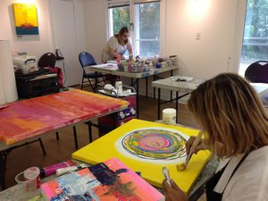 Artist in Residence - Artist(s) to be announced @ Mill Pond Gallery | Richmond Hill | Ontario | Canada