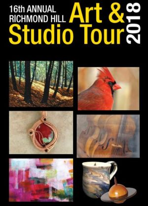 Richmond Hill Studio Tour Brochure