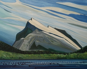 Demo - Robert McAffee, Canadian Landscape @ Mill Pond Gallery | Richmond Hill | Ontario | Canada