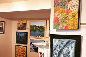 Discover Your Inner Artist Group Show