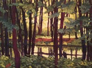 John Anderson Painting