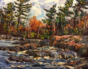 WORKSHOP - Lucy Manley @ Mill Pond Gallery | Richmond Hill | Ontario | Canada