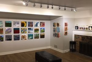 Small Treasures Group Show