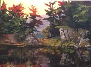 VIRTUAL WORKSHOP - John David Anderson @ Mill Pond Gallery | Richmond Hill | Ontario | Canada