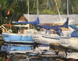 VIRTUAL WORKSHOP SERIES - John David Anderson @ Mill Pond Gallery